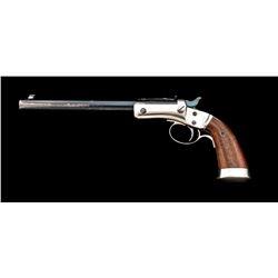 Stevens Single Shot No. 35 Offhand Target Pistol