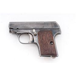 Spanish made Hercules Semi-Automatic Pistol