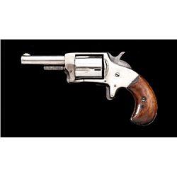 Antique ''Defender 89'' Spurtrigger Pocket Revolver