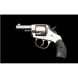 Iver Johnson ''Boston Bull-Dog'' Revolver