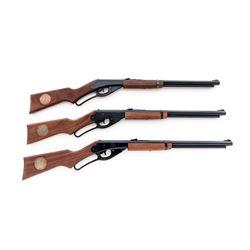 Lot of Three (3) Daisy Red Ryder BB Guns
