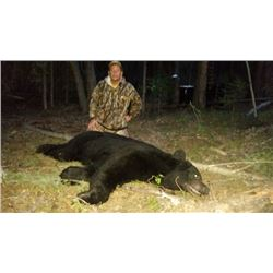 Alberta – 6 Day – Baited Black Bear and Wolf Hunt for One Hunter