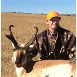 Wyoming – 3 Day- Antelope Hunt for Two Hunters