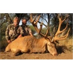 Argentina – 5 Day – Red Stag for Three Hunters