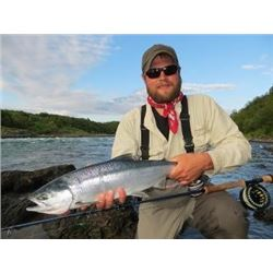 Alaska – 6 Day - Fishing Trip for One Person