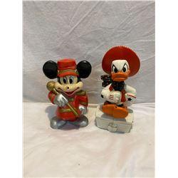 Walt Disney banks