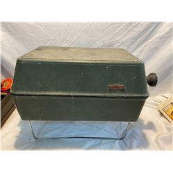 Thermos portable bbq
