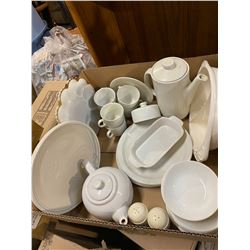Corelle and other dishes