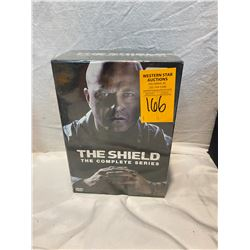 New The Shield complete series