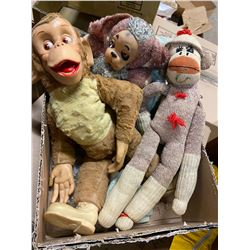 Lot of collectible stuffies