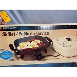 New electric skillet