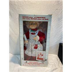 Christmas display figurine