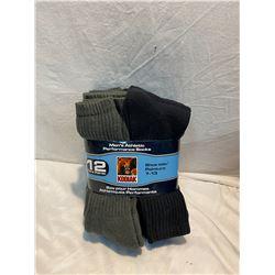 New Kodiak socks size 7-13