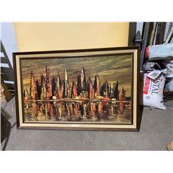 Art Bronze Skyline Carter