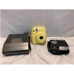 Polaroid, Fuji, toshiba