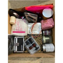 Lot of candles and other items