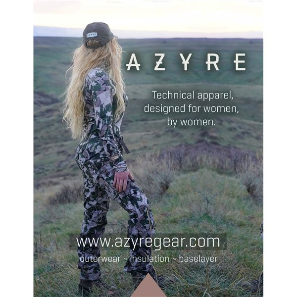 Azyre Clothing Package