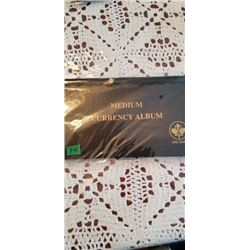 medium currency album