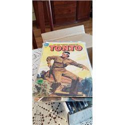 LONE RANGER'S COMPANION TONTO #14 1954