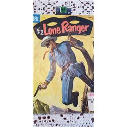 THE LONE RANGER #87 1955 10 CENT DELL COMIC