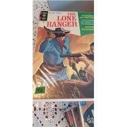 GOLD KEY COMICS  THE LONE RANGER #11 1968