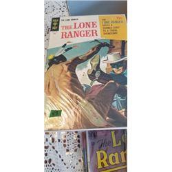 GOLD KEY COMICS  THE LONE RANGER #14 1969