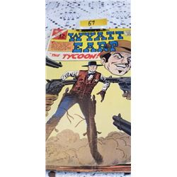 WYATT EARP  #66 1966 CHARLTON COMICS
