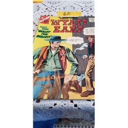 WYATT EARP  #57 1965 CHARLTON COMICS