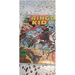MARVEL COMICS  RINGO KID #4