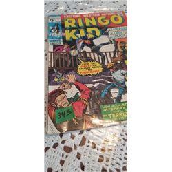 MARVEL COMICS  RINGO KID #7