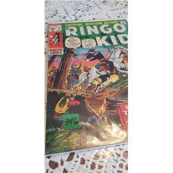 MARVEL COMICS  RINGO KID #8