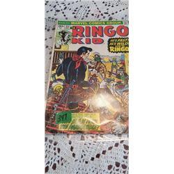 MARVEL COMICS  RINGO KID #22