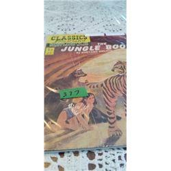 CLASSICS ILLUSTRATED   THE JUNGLE BOOK