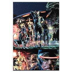 "Marvel Comics ""Wolverine: Origins #34"" Numbered Limited Edition Giclee on Canvas"
