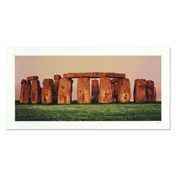 "Robert Sheer, ""Spirits of Stonehenge"" Limited Edition Single Exposure Photograph"