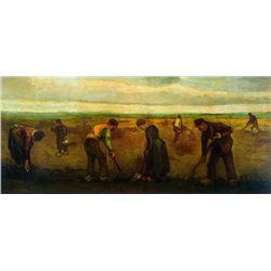 Van Gogh - Farmers