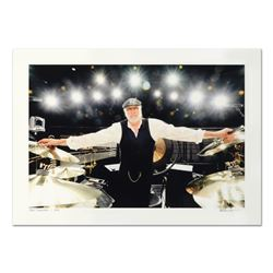 "Rob Shanahan, ""Mick Fleetwood"" Hand Signed Limited Edition Giclee with Certifica"