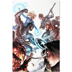 "Marvel Comics ""Age of X: Universe #2"" Numbered Limited Edition Giclee on Canvas"