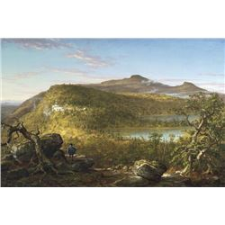 Thomas Cole - Catskill Mountains
