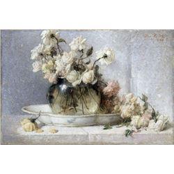 John Ferguson Weir - Roses