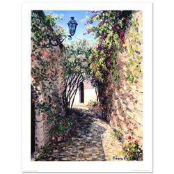 """Rocio Nell, """"Mysterious Passage"""" Limited Edition Lithograph, Numbered and Hand S"""