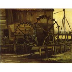 Van Gogh - Waterwheels