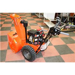 ARIENS DELUXE 24 TWO STAGE 254CC SNOWBLOWER WITH