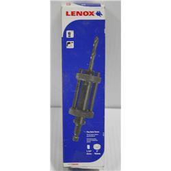 "LENOX 1 1/4"" - 6"" HOLE SAW ARBOR"