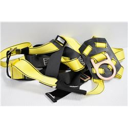 WORKMAN MSA QUICK FIT BUCKLE BACK HARNESS
