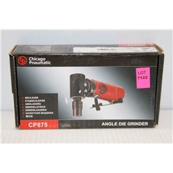 CHICAGO PNEUMATIC ANGLE AIR DIE GRINDER CP875