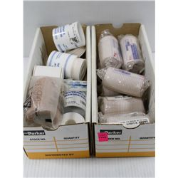 2 BOXES OF NEW STERILE MEDICAL ADHESIVE TAPE