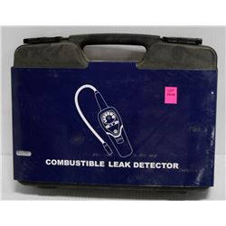 NEW COMBUSTIBLE  GAS LEAK DETECTOR