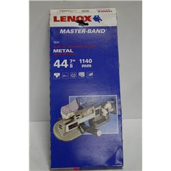 NEW LENOX MASTER-BAND 3 PC BI-METAL SHATTER