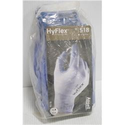 12 PAIR OF ANSELL HI FLEX CUT PROTECTION WORK